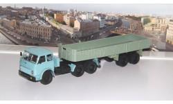 МАЗ-515 с полуприцепом МАЗ-5205   НАП, масштабная модель, Наш Автопром, scale43