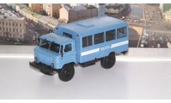 Вахтовый автобус НЗАС-3964 (66)  АИСТ, масштабная модель, Автоистория (АИСТ), ГАЗ, scale43
