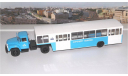 ЗИЛ 130В1 + АППА 4 Аэропорт Быково SSM, масштабная модель, 1:43, 1/43, Start Scale Models (SSM)