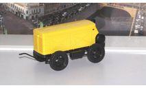 Компрессор передвижной ЗИФ-55  АИСТ, масштабная модель, scale43, Автоистория (АИСТ)