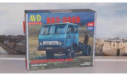 Сборная модель  седельный тягач КАЗ-608В    AVD Models KIT