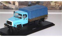 ГАЗ 33073 с тентом SSM, масштабная модель, scale43, Start Scale Models (SSM)