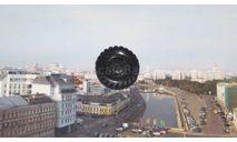 Колесо  ( чёрное )   ЗИЛ 131  Элекон, запчасти для масштабных моделей, scale43