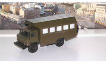 КСП-2001 (66) хаки  АИСТ, масштабная модель, Автоистория (АИСТ), ГАЗ, scale43