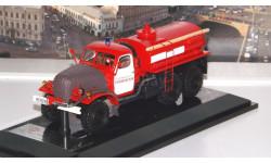 АЦУ-10(157) РП Климово, РСФСР (1991), красный / белый   DiP, масштабная модель, DiP Models, ЗИЛ, scale43