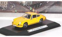 PORSCHE 911, журнальная серия масштабных моделей, Atlas, scale43