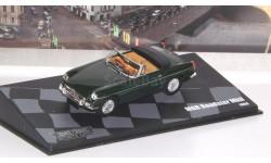MGB Roadster MKII, 1968, журнальная серия масштабных моделей, Altaya Rally, scale43