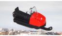 снегоход Буран  ModelPro, масштабная модель, scale43