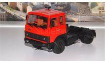 МАЗ 5432 седельный тягач (ранний , красный) АИСТ, масштабная модель, 1:43, 1/43, Автоистория (АИСТ)