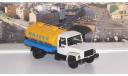 Автоцистерна Г6-ОТА-4,2 (3307)    Наши Грузовики № 7, масштабная модель, scale43, ГАЗ