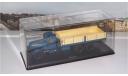 ЯАЗ 210 бортовой, синий SSM, масштабная модель, 1:43, 1/43, Start Scale Models (SSM)