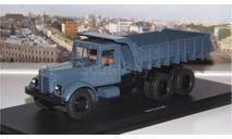ЯАЗ 210Е серый SSM, масштабная модель, 1:43, 1/43, Start Scale Models (SSM)