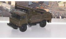 Бурильная машина БМ-302 (66)  АИСТ, масштабная модель, 1:43, 1/43, Автоистория (АИСТ), ГАЗ