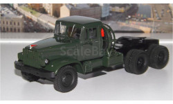 КрАЗ 221Б (1963-66гг.) НАП, масштабная модель, 1:43, 1/43, Наш Автопром