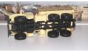 Урал 375 Д с тентом АИСТ, масштабная модель, 1:43, 1/43, Автоистория (АИСТ)