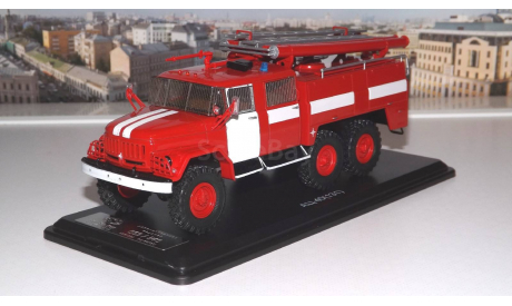 АЦ-40 (131) для разгона демонстраций SSM, масштабная модель, 1:43, 1/43, Start Scale Models (SSM)