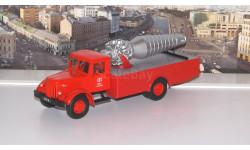 Пожарный автомобиль АГВТ-200   Наши Грузовики № 9