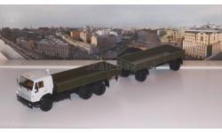 КАМАЗ-53212 + прицеп ГКБ-8350    ПАО КАМАЗ  + АИСТ