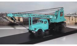 АК 75 (на шасси ЗИЛ 164), выставочный ВДНХ SSM