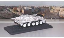 Танки. Легенды Отечественной бронетехники №8, СУ-122, журнальная серия масштабных моделей, scale43