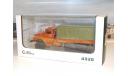 УРАЛ 4320 с тентом (оранжевый) АИСТ, масштабная модель, 1:43, 1/43, Автоистория (АИСТ)