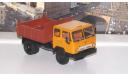 КАЗ-ММЗ-4502 самосвал  АИСТ, масштабная модель, scale43, Автоистория (АИСТ)