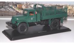 МАЗ 502А 4х4 с лебёдкой, покрышки Я-190 SSM, масштабная модель, 1:43, 1/43, Start Scale Models (SSM)