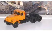 Седельный тягач КРАЗ-258Б1   Наши Грузовики № 12, масштабная модель, 1:43, 1/43