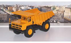 БелАЗ-7548 карьерный-самосвал, желтый    НАП, масштабная модель, Наш Автопром, scale43