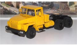 КрАЗ 252 (1990г) НАП, масштабная модель, 1:43, 1/43, Наш Автопром