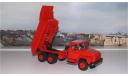 КрАЗ 251 (1981г.) НАП, масштабная модель, 1:43, 1/43, Наш Автопром
