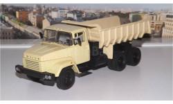 КрАЗ 6510 (1985-94г.) бежевый НАП, масштабная модель, 1:43, 1/43, Наш Автопром