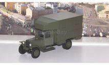 ЗиС-5В / ПАРМ, зеленый   НАП, масштабная модель, 1:43, 1/43