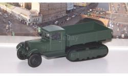 ЗиС-22 бортовой, зеленый  НАП, масштабная модель, Наш Автопром, scale43