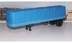 Полуприцеп МАЗ 9380 1/2 с тентом НАП