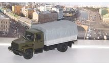 ГАЗ 3309   Наши Грузовики № 15, масштабная модель, scale43