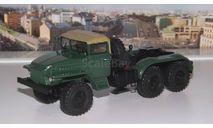 Урал 375С (тентованная кабина) АИСТ, масштабная модель, 1:43, 1/43, Автоистория (АИСТ)