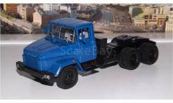 КрАЗ 6444 (1985-94г.) синий  НАП
