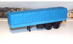 МАЗ 5205 полуприцеп с тентом  НАП