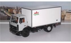 Изотермический фургон КИ 5436 Купава (МАЗ 5337) АИСТ