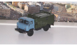 Командно-штабная машина КШМ Р-142Н (66)   АИСТ, масштабная модель, Автоистория (АИСТ), ГАЗ, scale43