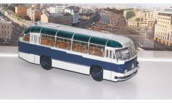 ЛАЗ 695Б городской Ультрамарин (1956), зелено-серый  Ультра, масштабная модель, 1:43, 1/43, ULTRA Models