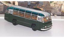 ЛАЗ 695 городской автобус (1956), темно-зеленый  Ультра, масштабная модель, ULTRA Models, scale43