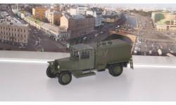 ЗИС-5В / ВМЗ, зеленый  НАП, масштабная модель, 1:43, 1/43, Наш Автопром