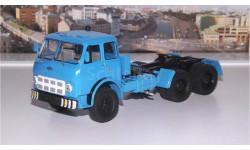 МАЗ 515А тягач (1974г.) синий НАП