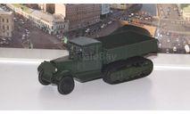 ЗИС-22М бортовой, зеленый  НАП, масштабная модель, Наш Автопром, scale43