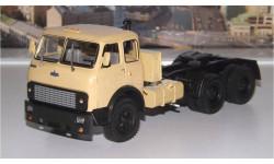 МАЗ 515В тягач (1977г) бежевый НАП