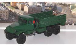 КРАЗ-214 бортовой   АИСТ, масштабная модель, 1:43, 1/43, Автоистория (АИСТ)