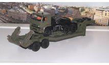 КАМАЗ-65225 с полуприцепом ЧМЗАП-5247Г    SSM, масштабная модель, 1:43, 1/43, Start Scale Models (SSM)