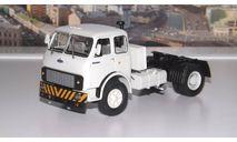 МАЗ 5428 тягач (1977г.) белый НАП, масштабная модель, 1:43, 1/43, Наш Автопром